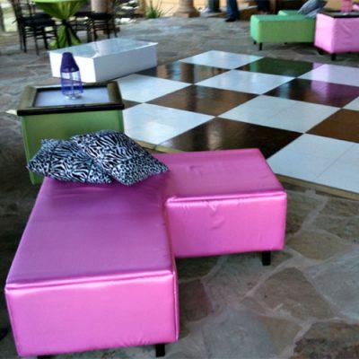 Lounge Furniture | Detailed by Raemie Jones